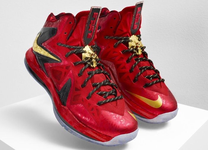 wholesale dealer ab5dd 8c655 Nike LeBron X Elite –  Championship    Kicks   Nike basketball shoes, Nike  lebron, Nike shoes outlet