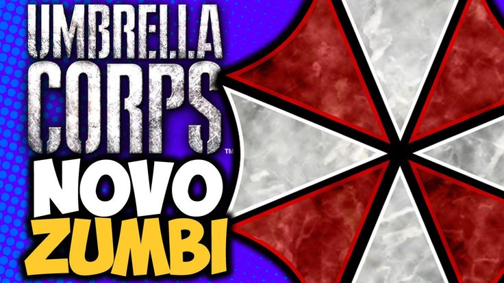 UMBRELLA CORPS | NOVO ZUMBI e MAPA de RESIDENT EVIL CODE VERONICA