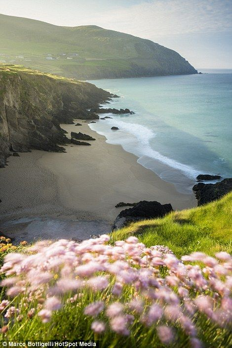 Slea Head, County Kerry, Republic of Ireland.༺❀༺