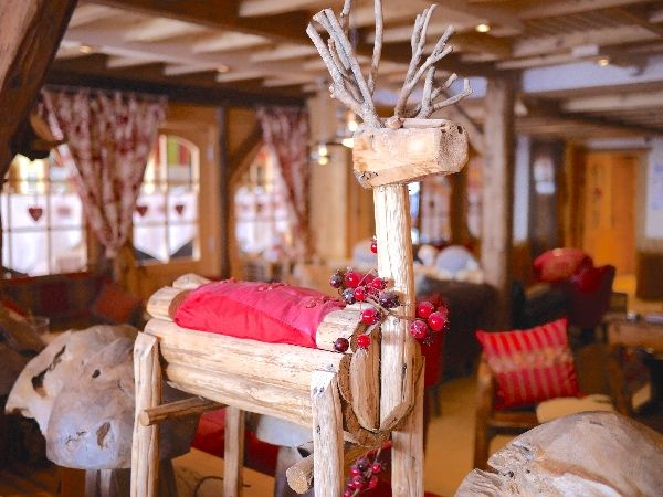 salon chalet mounier 2 alpes clematc