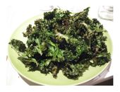 Medifast Baked Kale Chips recipe