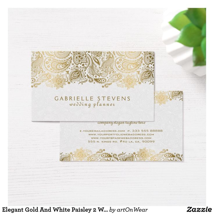 34 best Wedding Business Cards images on Pinterest | Business ...