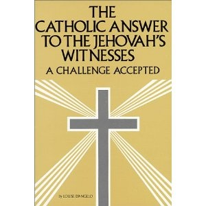 The Catholic Answer to the Jehovah's Witnesses: A Challenge Accepted (Paperback)  http://sales.qrmarkers.me/index.php?pinterest=187888610X