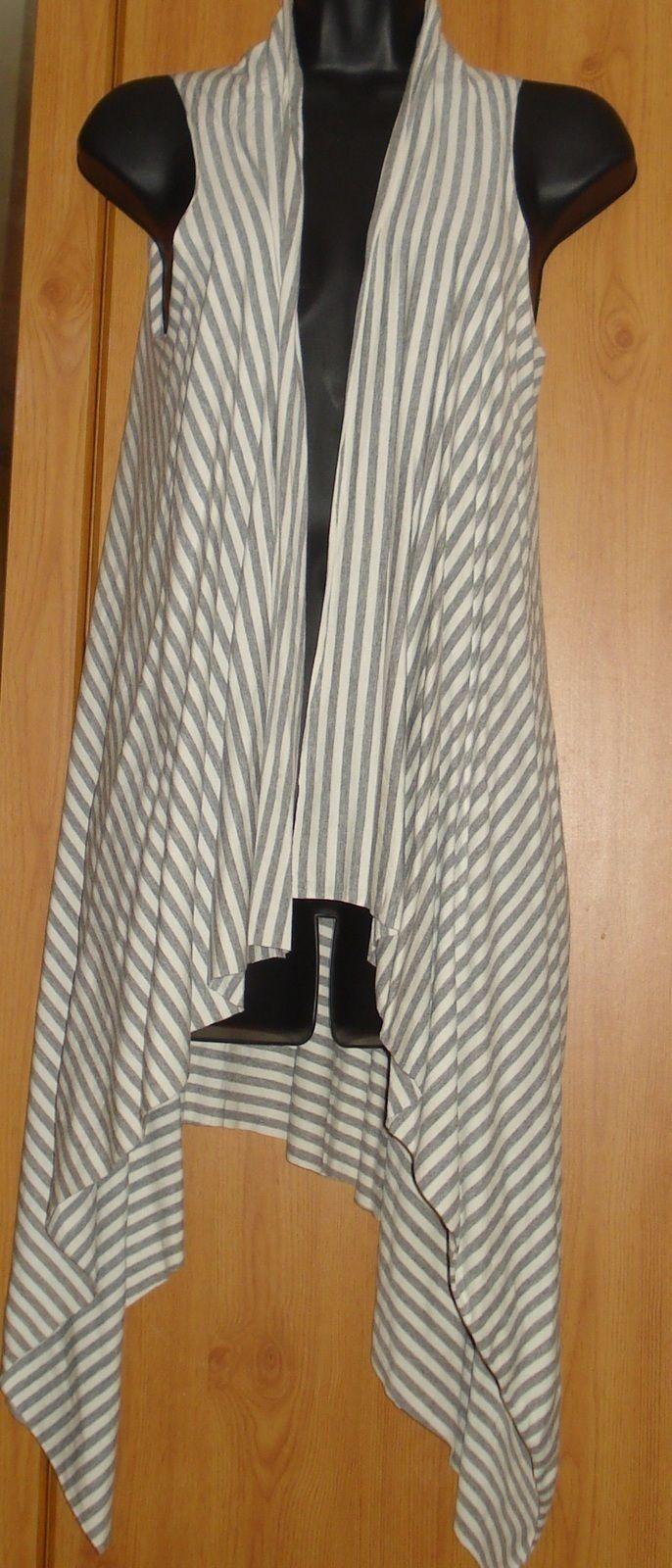 A Rough Cut Asymmetrical Cardigan #howto #tutorial