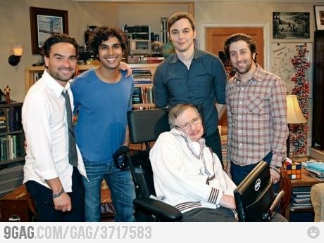BAZINGA....: Geek, Stephen Hawks, Real Life, Stuff, Big Bang Theory, Big Bangs Theory, Quality, Mr. Big, People