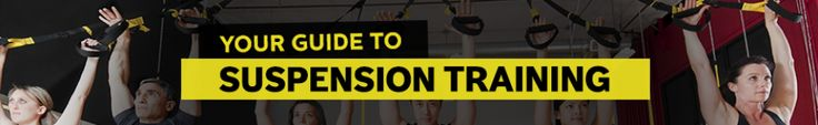 The Ultimate TRX Total-Body Workout - TRX Suspension Training Workout for Total-Body Toning - Shape Magazine