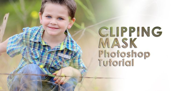 how to create clipping mask in photoshop elements