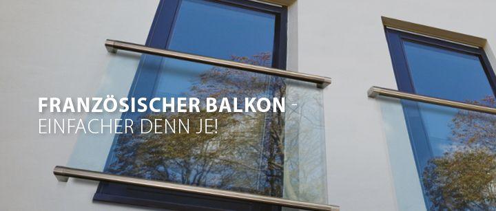 Moderner Franzosischer Balkon Franzosischer Balkon Pinterest