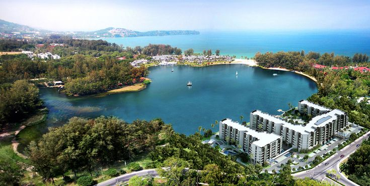 Overlooking the Blue Lagoon #phuket #property #investment #banyantree #realestate
