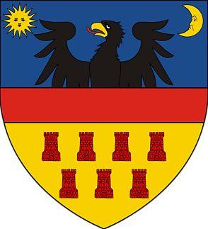 Mátyás király címere