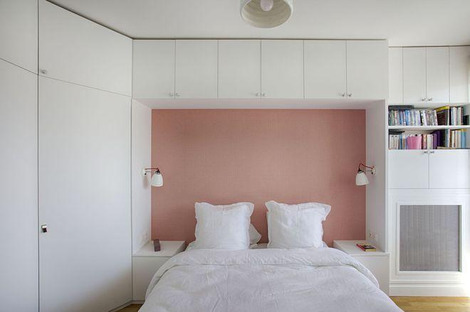 Rangement Hauteur Solutions Gain De Place Rangement Hauteur Deco Chambre Blanche Petite Chambre