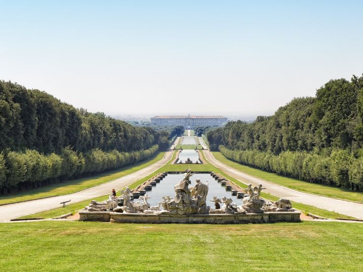 Italy's Royal Palace of Caserta is the world's largest palace by volume and stands as a UNESCO World Heritage Site. Unfortunately, its roof collapsed last year and renovation plans remain delayed due to bureaucratic issues.