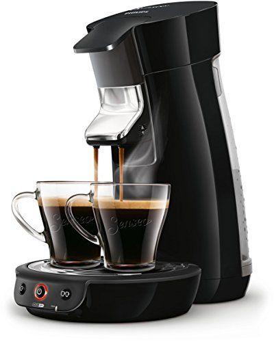 Machine à café Senseo hd7829/60Viva Café Café Boost Technologie (Noir): Technologie BOOST entfaltet le goût riche du dosettes à café…