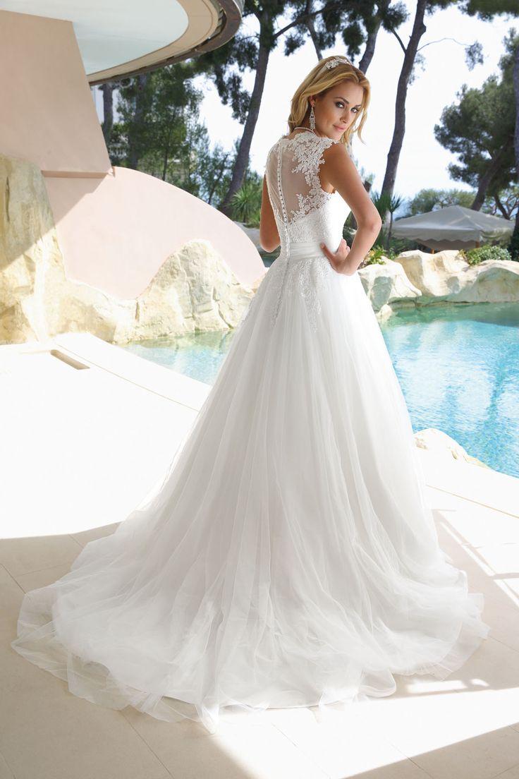 90 besten Hochzeitkleider Bilder auf Pinterest | Hochzeitskleider ...