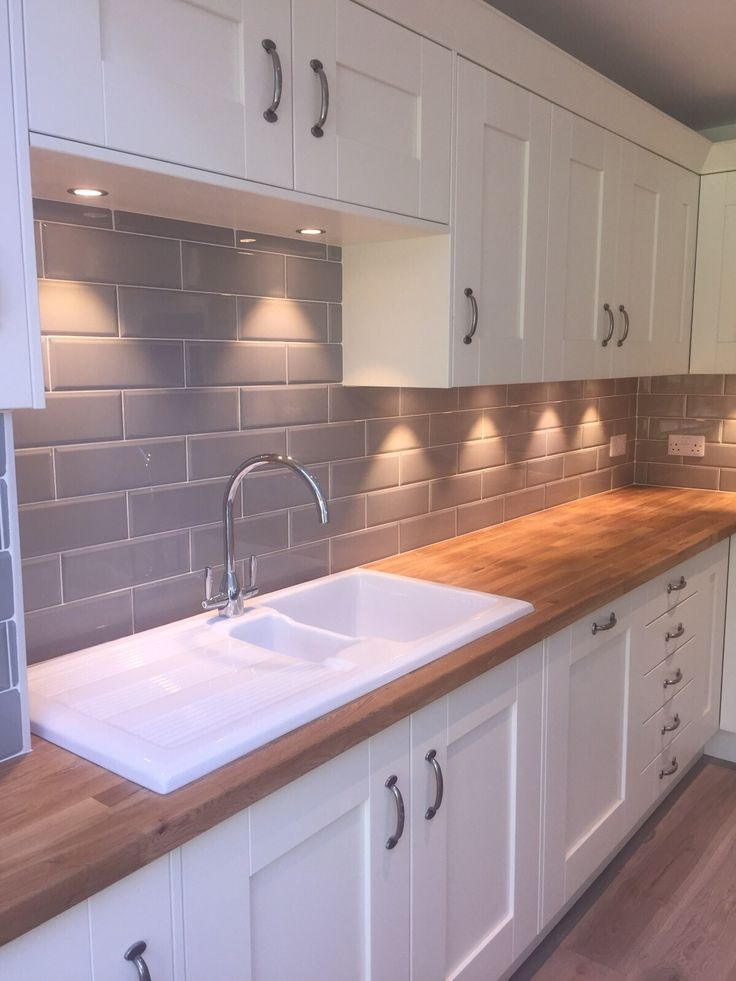 We're loving these tiles from our Ezee tile range, another lovely job!