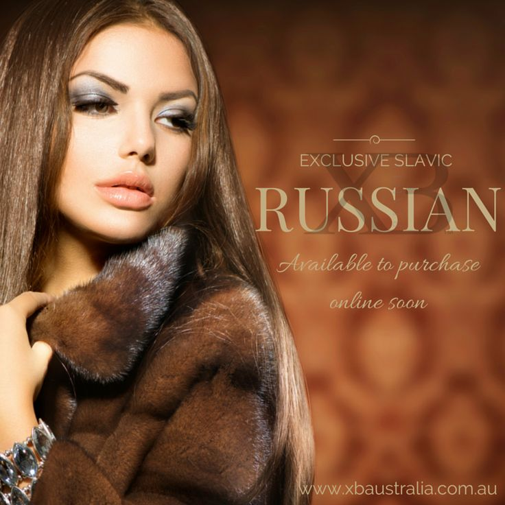 Xtended Beauty is known for their ability to source some of the finest Indian & Russian hair world wide. Soon, you will be able to order their amazing Slavic Russian hair online in just a few clicks.   Be rest assured knowing that each pack of exclusive Slavic Russian hair by Xtended Beauty will come with a certificate of authentication to ensure that you are receiving true XB hair.  In the meantime, visit www.xbaustralia.com.au for all your hair extension needs.  #xbaustrali
