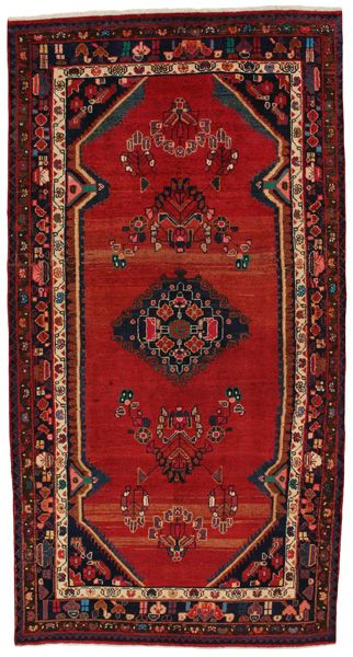 Lori - Bakhtiari Persian Carpet 280x146