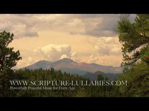 """Be Still and Know"" from Scripture Lullabies - YouTube"