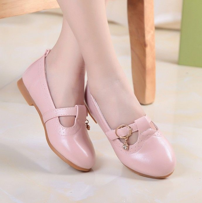 Zm22870a yeni model kız şık ayakkabı toptan bahar trendy bebek ayakkabıları kızlar