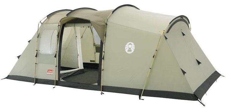 Johns Cross Motorcaravan and Camping Centre  - Coleman Mackenzie Cabin 6, £379.99 (http://www.johnscross.co.uk/products/coleman-mackenzie-cabin-6.html)