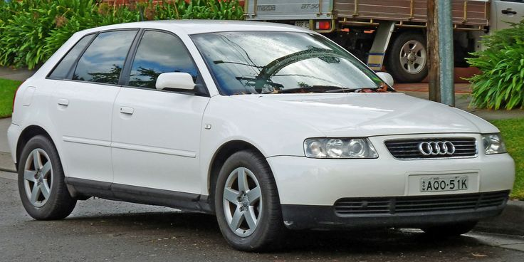 2000-2004 Audi A3 (8L) 1.8 5-door hatchback (2011-04-28) 01 - Audi A3 - Wikipedia