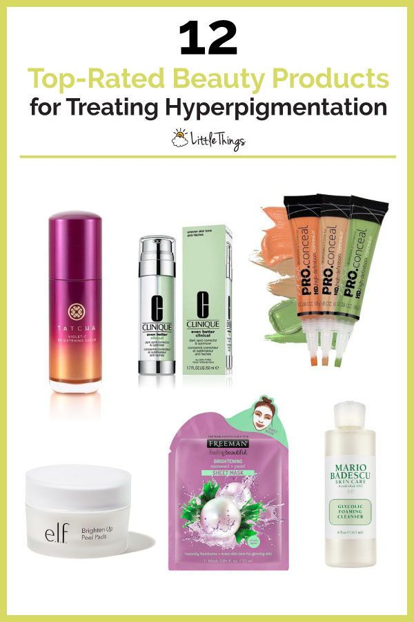 12 Top Rated Beauty Products For Treating Hyperpigmentation Treating Hyperpigmentation Hyperpigmentation Top Rated Beauty Products