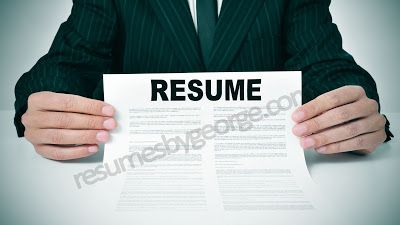 What is a Resume and why is it so important?   A resume is a one- to two-page document summarizing your career objectives, professional experiences and achievements, and educational background. http://resumesbygeorge.blogspot.com/