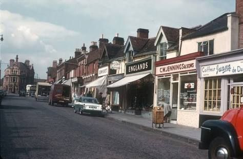 Image result for Lordswood House Harborne 1960