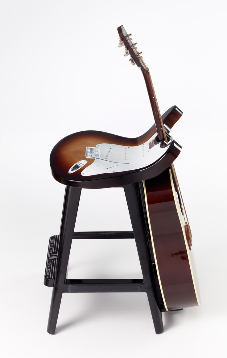 29 Best The Guitar Stool Designs Images On Pinterest