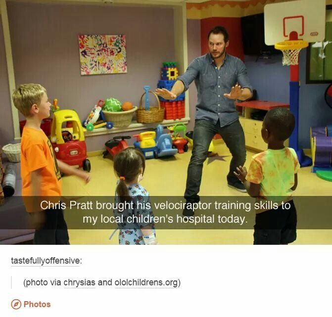 Oh Chris :3