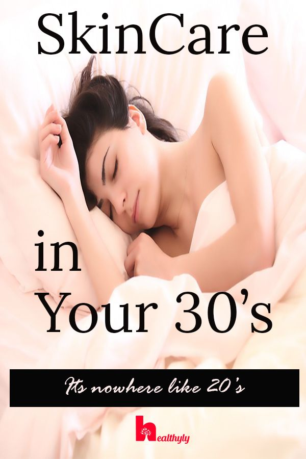 Want to Look Young & Flawless in your 30's? Start doing these things now!