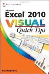 Excel 2010 Visual Quick Tips Pdf Download