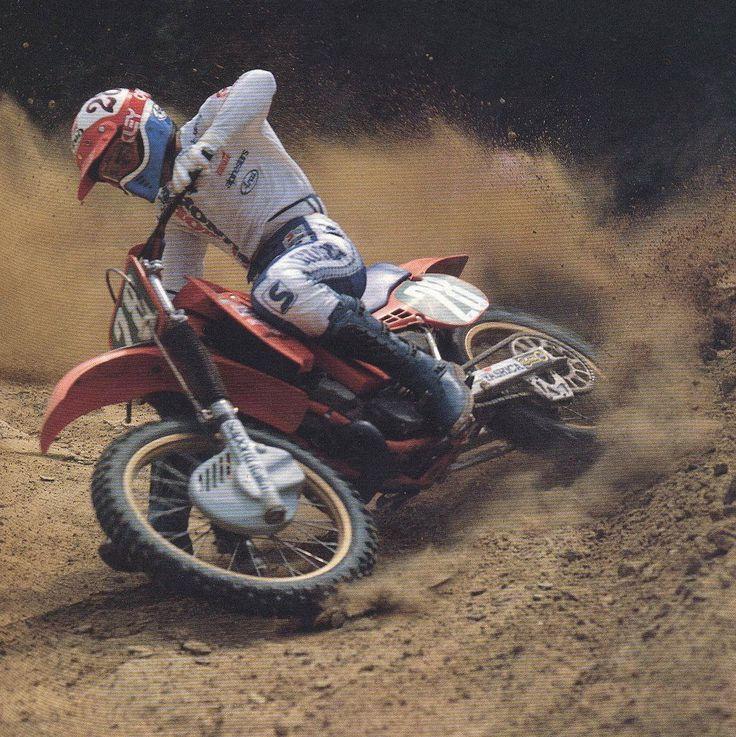 Hurricane Maurizio Dolce Honda 250