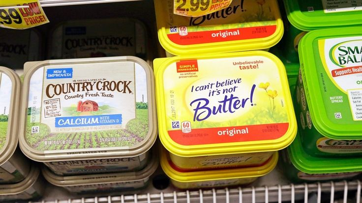 Margarine enjoyed popularity for decades before research emerged in the 1990s about the harms of the trans fats.