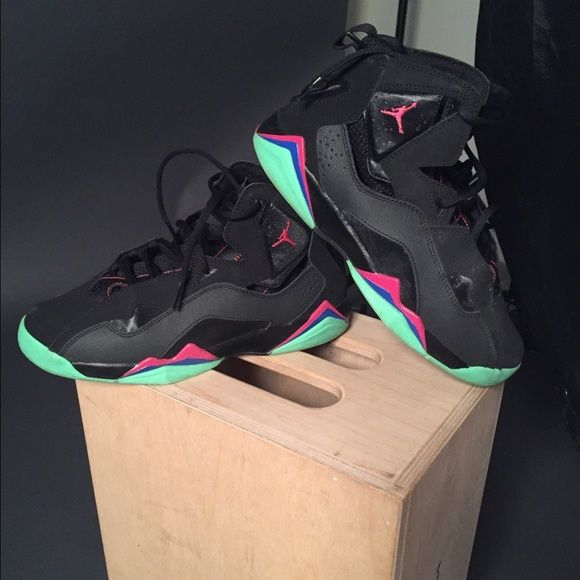 Air Jordan True Flight Good Condition. No rips or tares. Jordan Shoes Sneakers