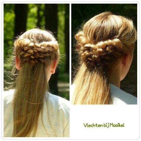 Hairstylist www.mooibijmaaike.nl