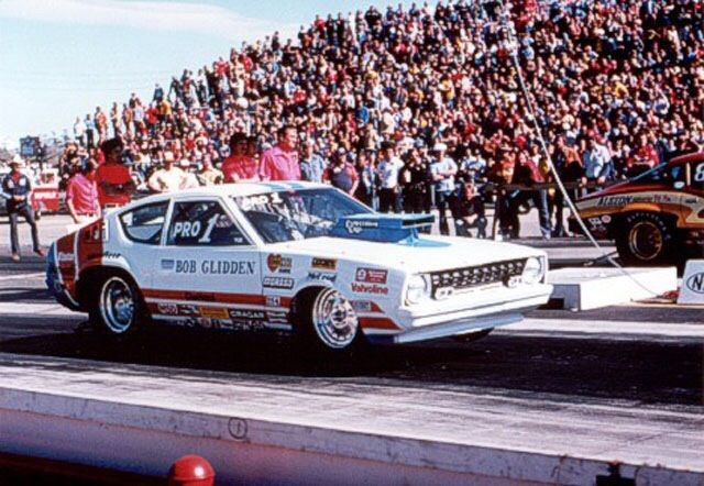 Vintage Drag Racing - Pro Stock - Bob Glidden