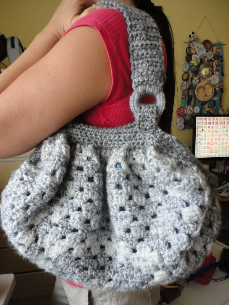 386 Best Bags And Totes Images On Pinterest Crochet Bags Crochet
