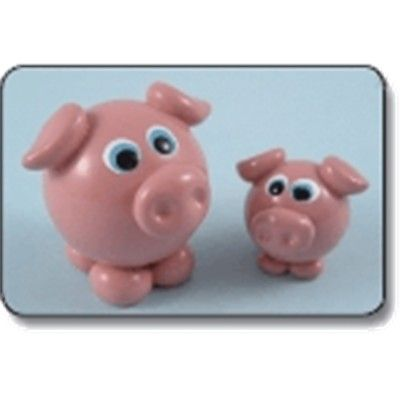 Cute Clay Animals | ... - Figurines of Animals and More ...