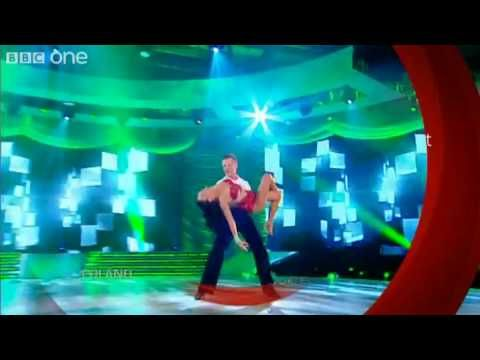 Winner: Poland - Eurovision Dance Contest 2008. Mesmerising couple