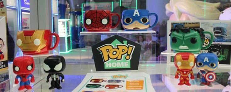 Après les figurines Pop, Funko lance sa gamme de mugs, salières et poivrières. Stylé !
