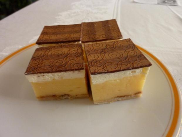 Krémeš - recept