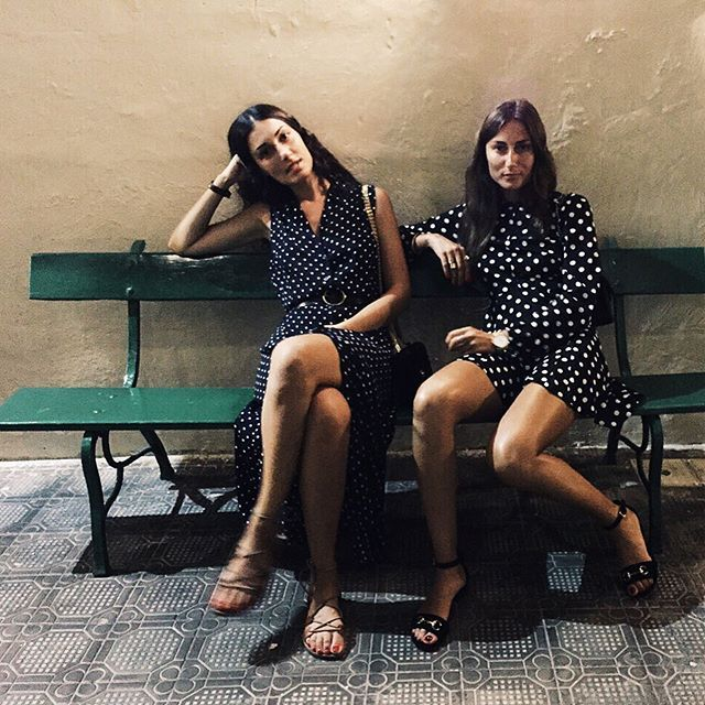 Giulia Tordini and Giorgia Tordini