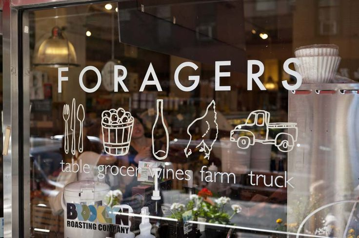 Foragers - Table | Grocer | Wines | Garden Market - New York