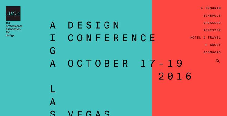 The AIGA Design Conference brings the design community together in a once-in-a-lifetime, crossdisciplinary exchange of ideas about the changing shape of...