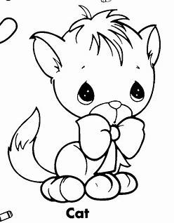 Image Result For Precious Moments Coloring Pages All Art