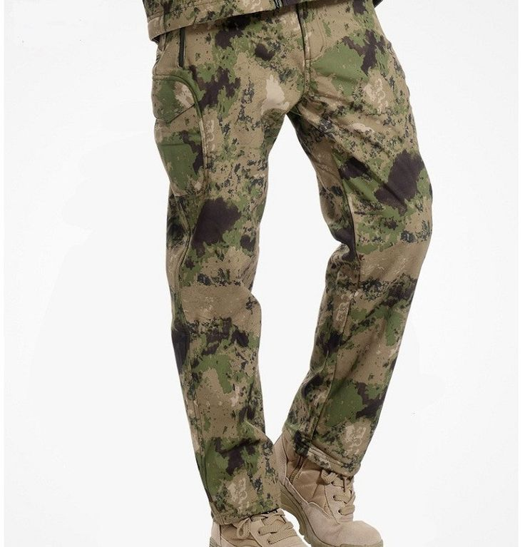 Tactical Military Camouflage Pants