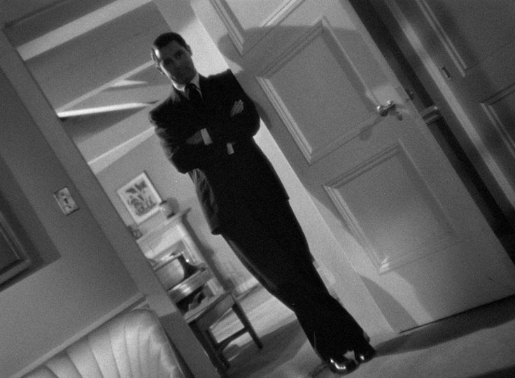 NOTORIOUS (1946) Director of Photography: Ted Tetzlaff | Director: Alfred Hitchcock