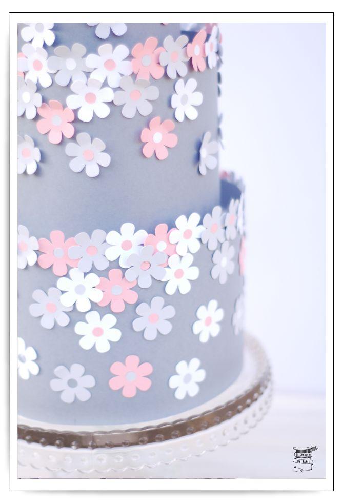 Diaper cakes El Sombrero de papel, tartas de pañales El Sombrero de papel
