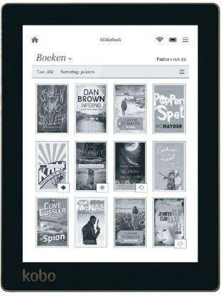 Dit is hét cadeau voor vaderdag dit jaar; een e-reader. Nu bij meerdere winkels te koop met korting!